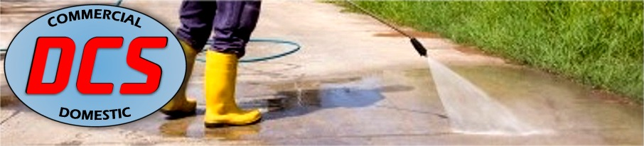 Power washing by Donegal Cleaning Services Ireland